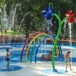 North Dallas Area Splash Parks
