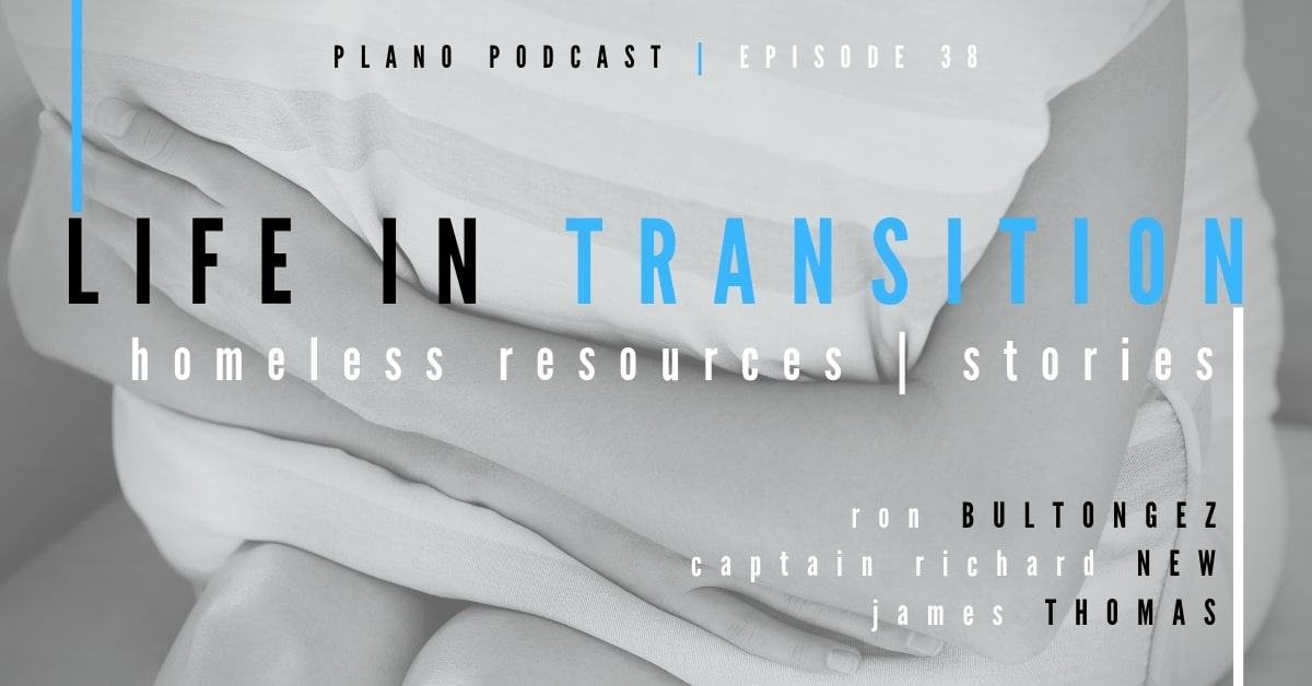Episode 38 : Life in Transition