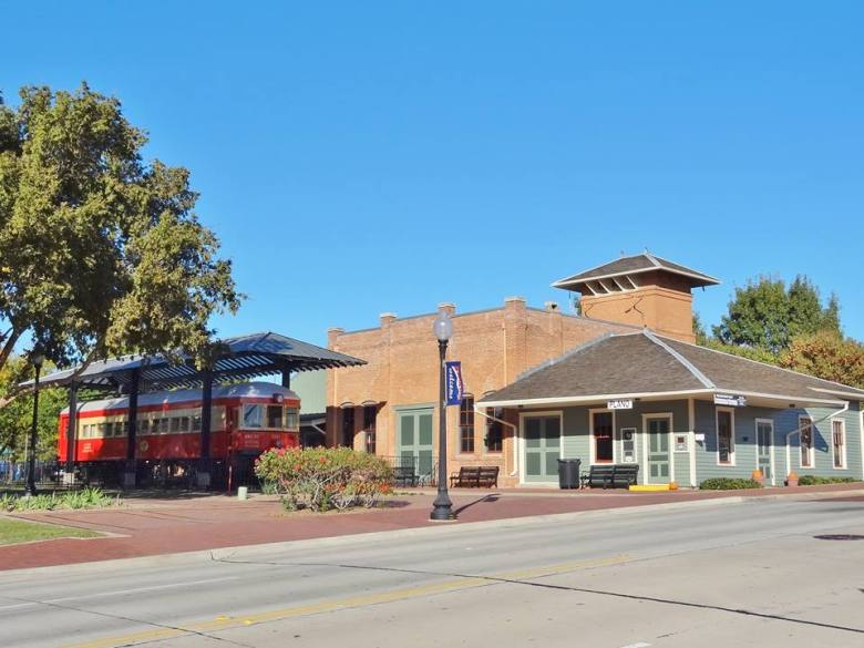Interurban Railway Museum Plano