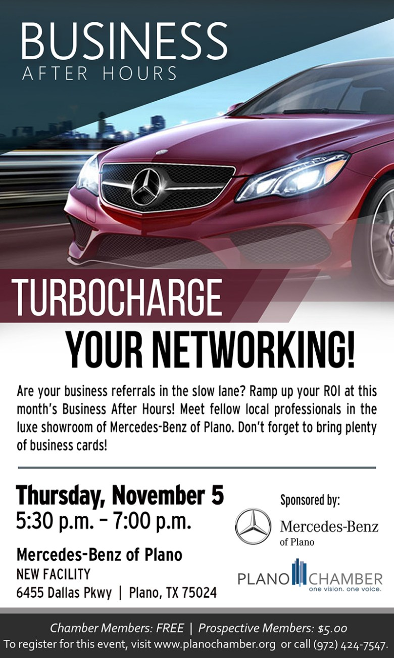 Mercedes Benz Plano Chamber of Commerce