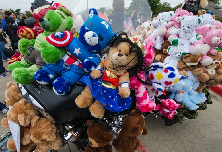 Teddy Bear Ride Childrens Advocacy Center Collin County