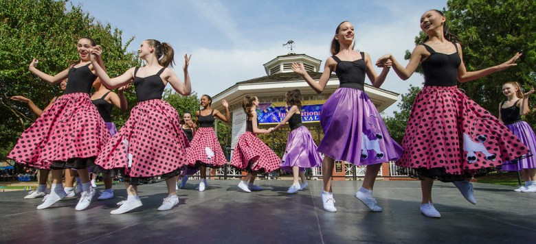 Plano International Festival Chamberlain dance
