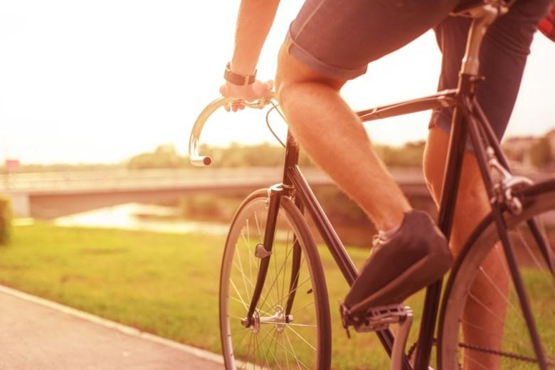 cycling, Plano, Texas
