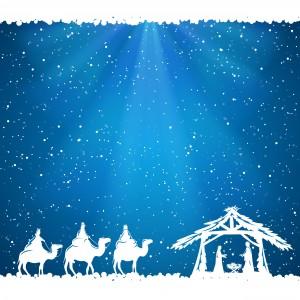 Christmas Christian Jesus threekings