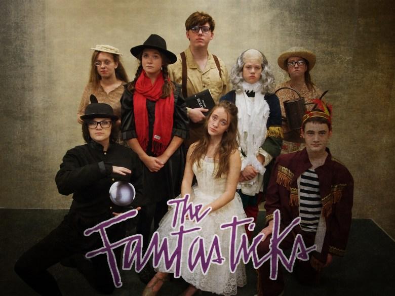 Fantasticks musical MYO Cox