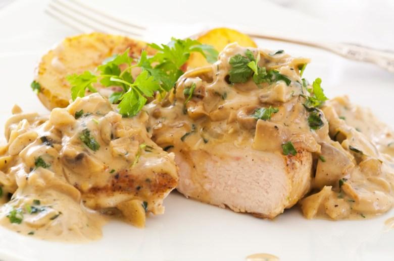 RECIPE Chicken Dijon