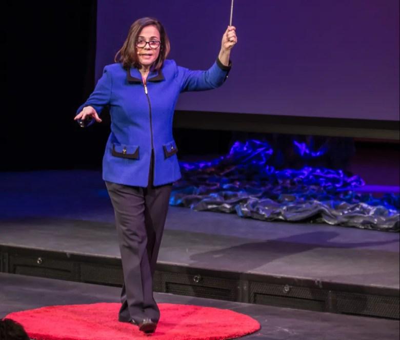 Melinda Marcus TEDxPlano Plano