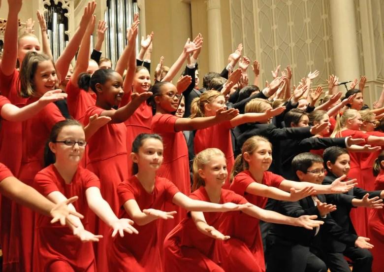 Childrens Chorus Collin County