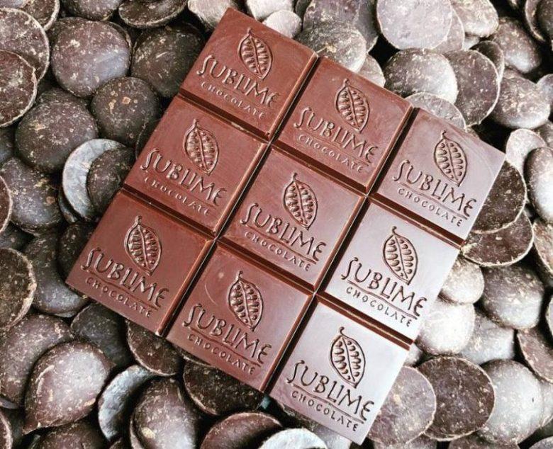 sublime chocolate sugar free chocolate tablet allen texas