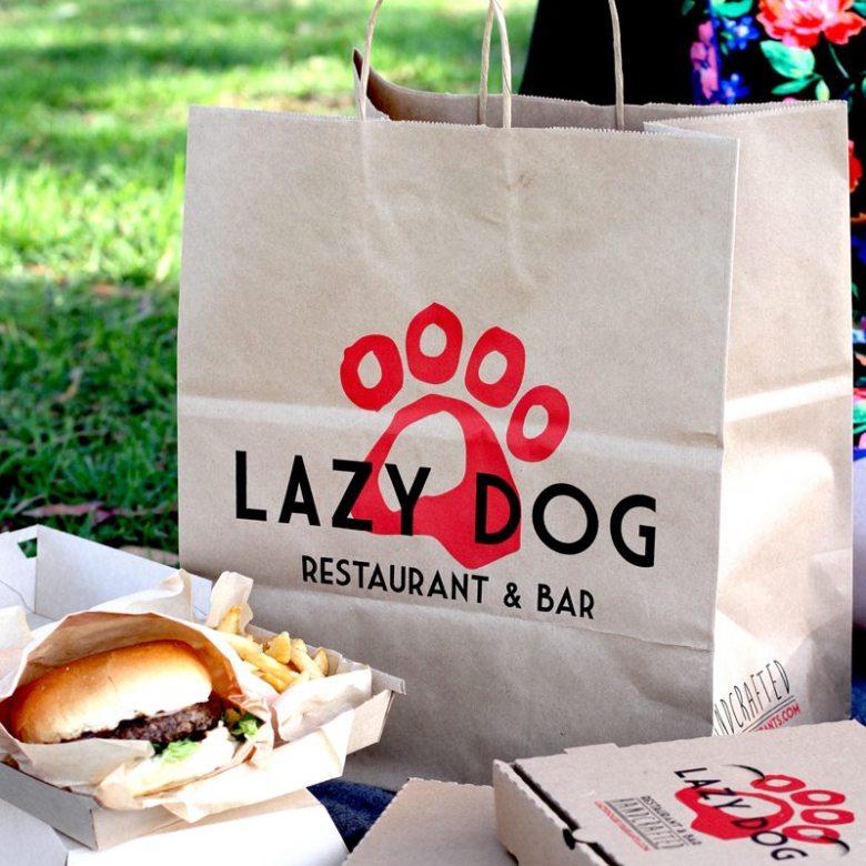 Courtesy of Lazy Dog Restaurant & Bar Facebook page