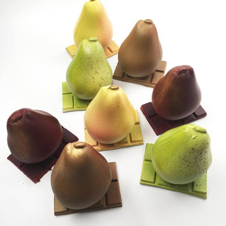 Chocolate Pears Kate Weiser pop up Shops at Legacy