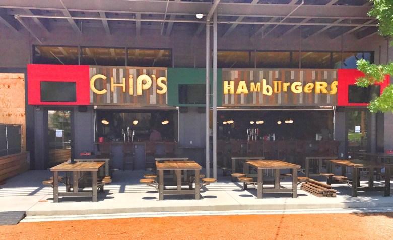 Chips Old Fashioned Hamburgers Plano Boardwalk Granite Park