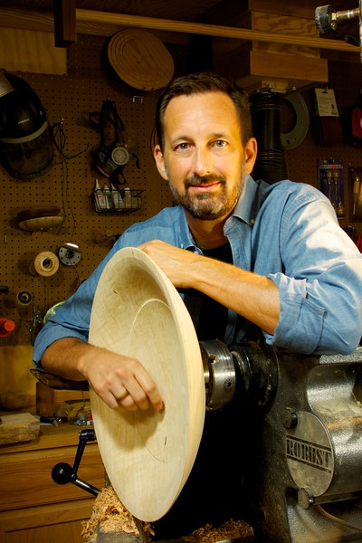 wood turning, artm jb phipps, mckinney