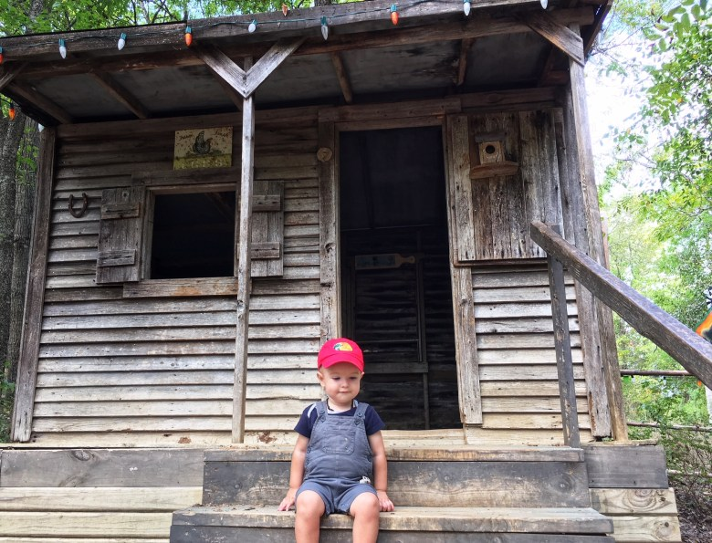 Pioneer Village, the Heard Natural Science Museum & Sanctuary, McKinney, Texas