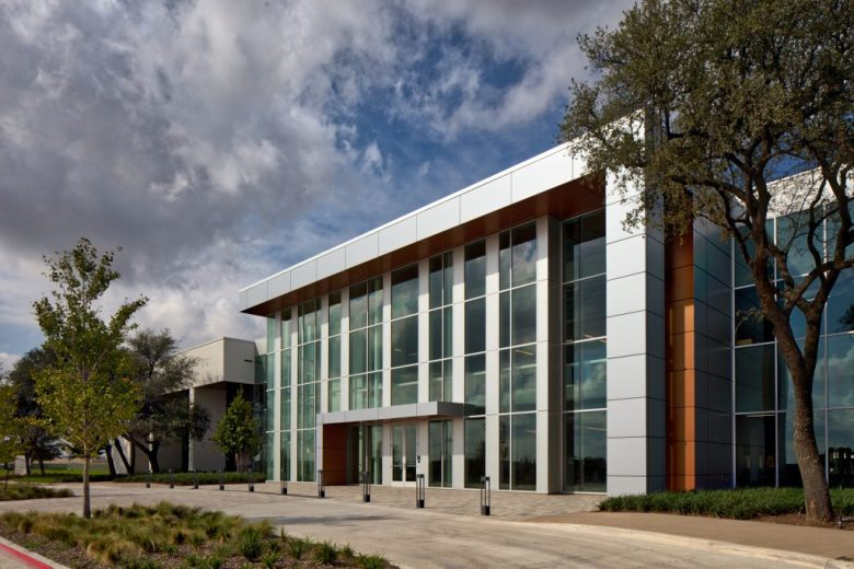 Legacy Central, business park, Texas Instruments campus, Plano, US 75