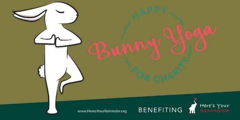 bunny yoga, treehouse, plano, plano profile