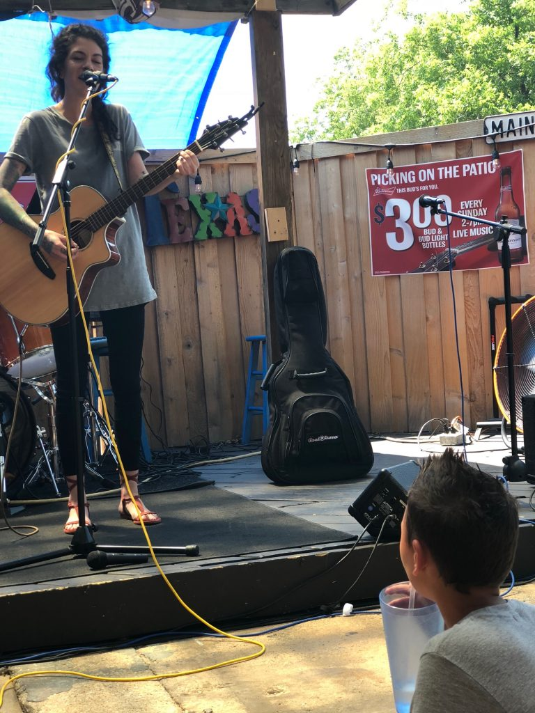 Jake's Heart, Jake Garrett-Mccann, Jake's Heart Annual Music Festival, Texas Bluetones, Jessica Grai, Clint Buchanan, Frisco, homelessness, Dallas