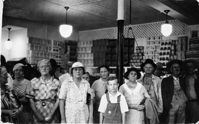 Hedgcoxe Groceries, downtown plano, history, Plano Public Library