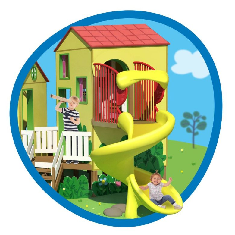 Peppa Pig's Treehouse at Peppa Pig World of Play Dallas/Fort Worth