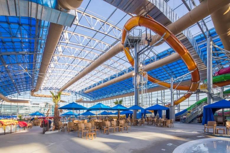 epic waters indoor water park, grand prairie, texas