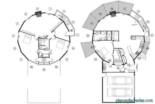 planos de casas circulares (9)