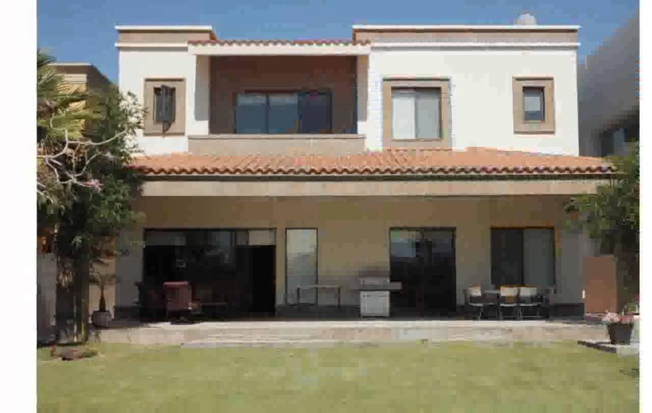 10 fachadas de casas de dos pisos planos y fachadas for Casas modernas de 5 pisos