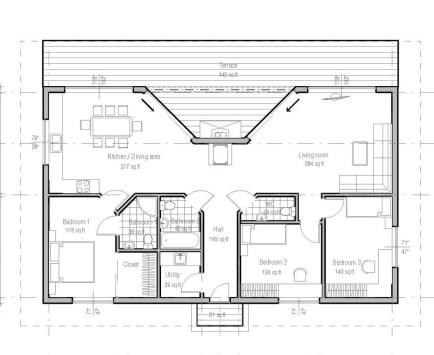 planos de casas modernas gratis15