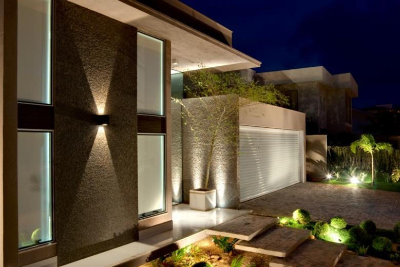 21 frentes de casas bonitas planos y fachadas todo for Fachadas de casas modernas y rusticas