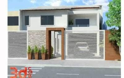 Frentes de casas bonitas (5)