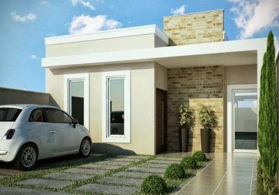 Frentes de casas modernas (6)