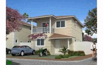 Imágenes de fachadas de casas bonitas (2)