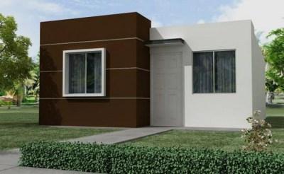 fachadas de casas modernas de un piso18