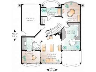 planos-de-casas-modernas-de-dos-plantas-75