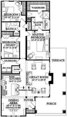 planos-de-casas-pequenas-de-un-piso-71