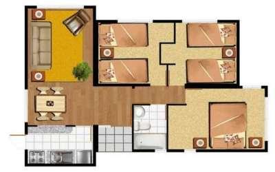 planos-de-casas-pequenas-de-un-piso-72
