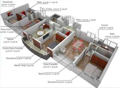 planos-de-casas-pequenas-de-un-piso-84