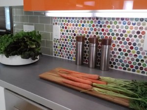 Creative kitchen backsplash ideas