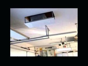 Garage Storage Lift for Attic