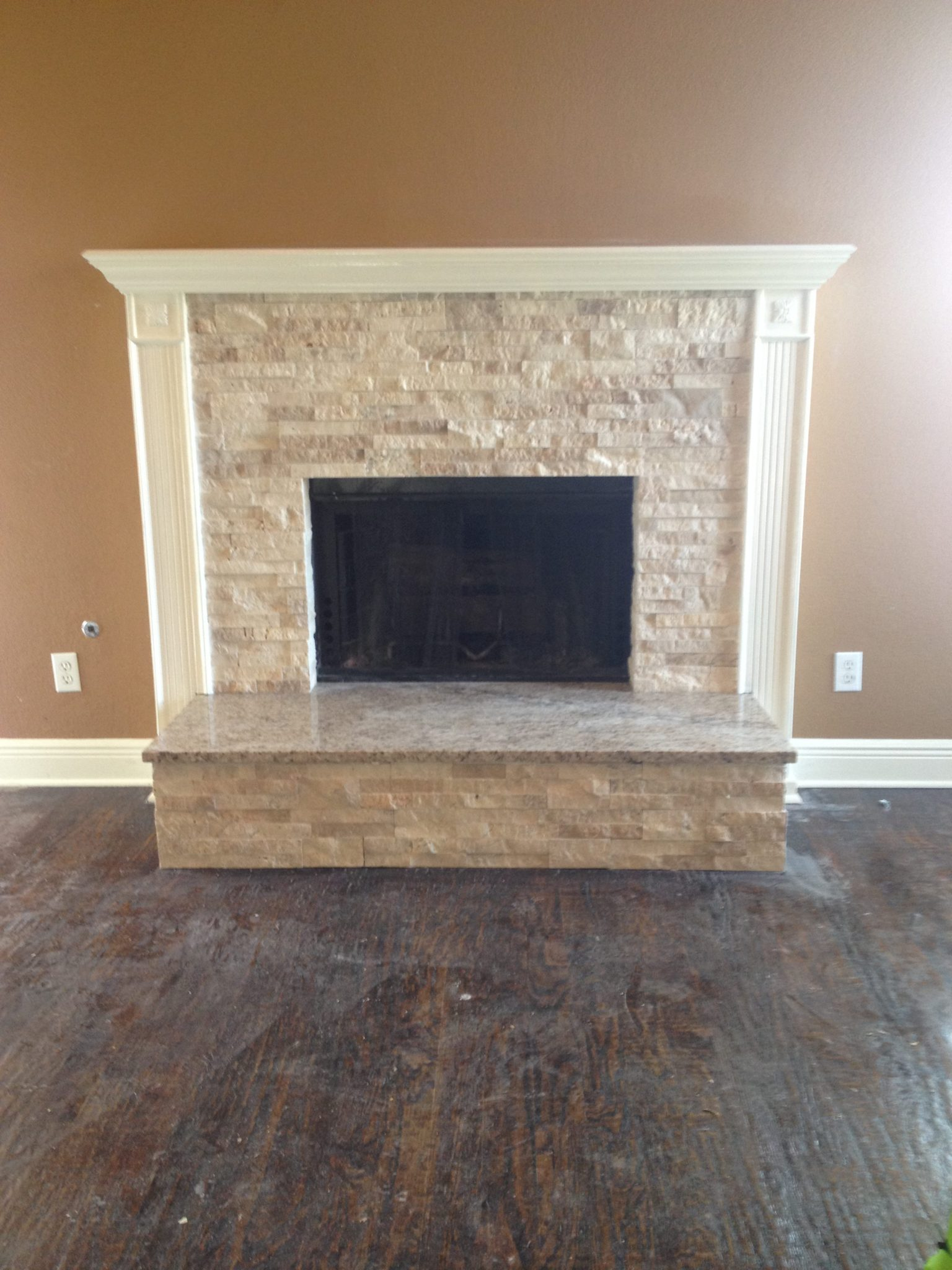 Fireplace Remodel Increase Home Value For A Small Investment