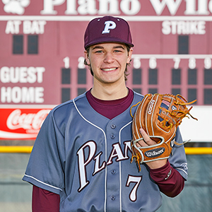 quentin frederick plano wildcats baseball