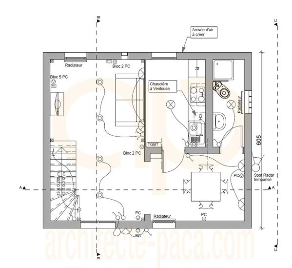 esquisse-projet-renovation-maison-Marseille