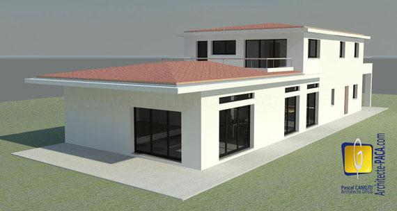maison-semi-contemporaine-Nice