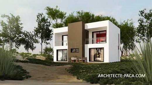 petite maison contemporaine architecte camliti