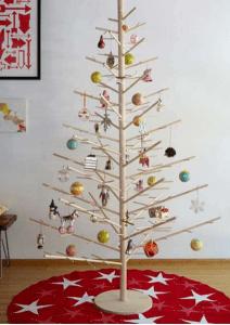 Christmas tree dowels