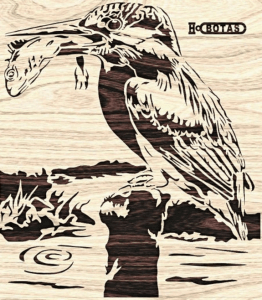 <img source = 'pic.gif' alt = 'Kingfisher - Scroll Saw Pattern