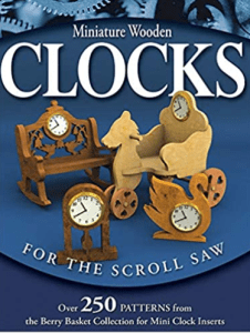 <img source = 'pic.gif' alt = 'Book - Miniature Wooden Clocks'/>