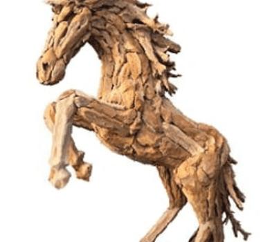 Driftwood Horse 2