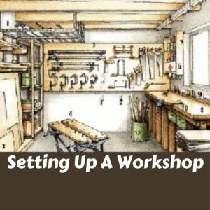 Workshop Set Up 1