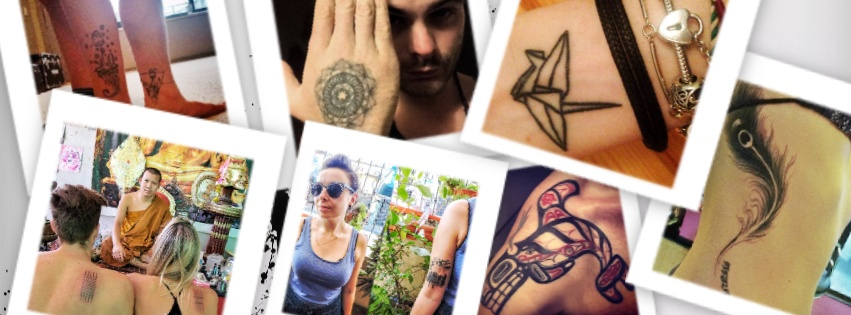Show Off your Travel Tattoos !!!