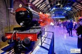 NOVEMBRE | La saga cinématographique Harry Potter fête 15 ans. Détour par les studios Warner de Leavesden, près de Londres, pour une visite de l'exposition spécialement conçue à cet effet. Photo: © David Trotta.